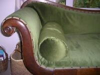 Earley 1900 chaise longue, good condition