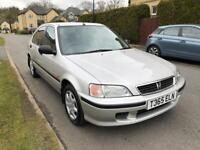Honda Civic 1.4i S-IMMACULATE CONDITION