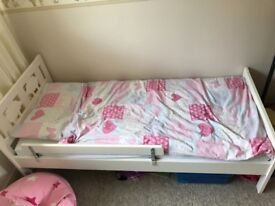 Ikea Kritter Toddler Bed - excellent condition