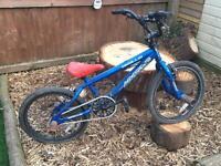Pair of BMX Apollo mx20 stunt bike