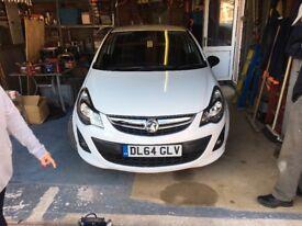 Vauxhall Corsa 2015 1.2l