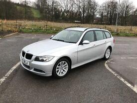 BMW 320d Touring 2007. 12 months mot