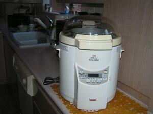 like new bread maker with service manual