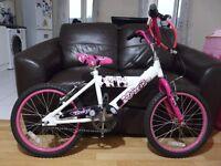 "Girls 18"" Avigo Breeze Bike"
