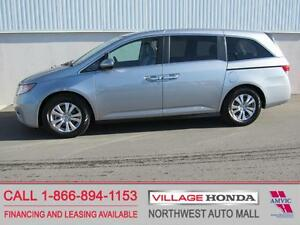 2016 Honda Odyssey EX-L | No Accidents | Low Mileage