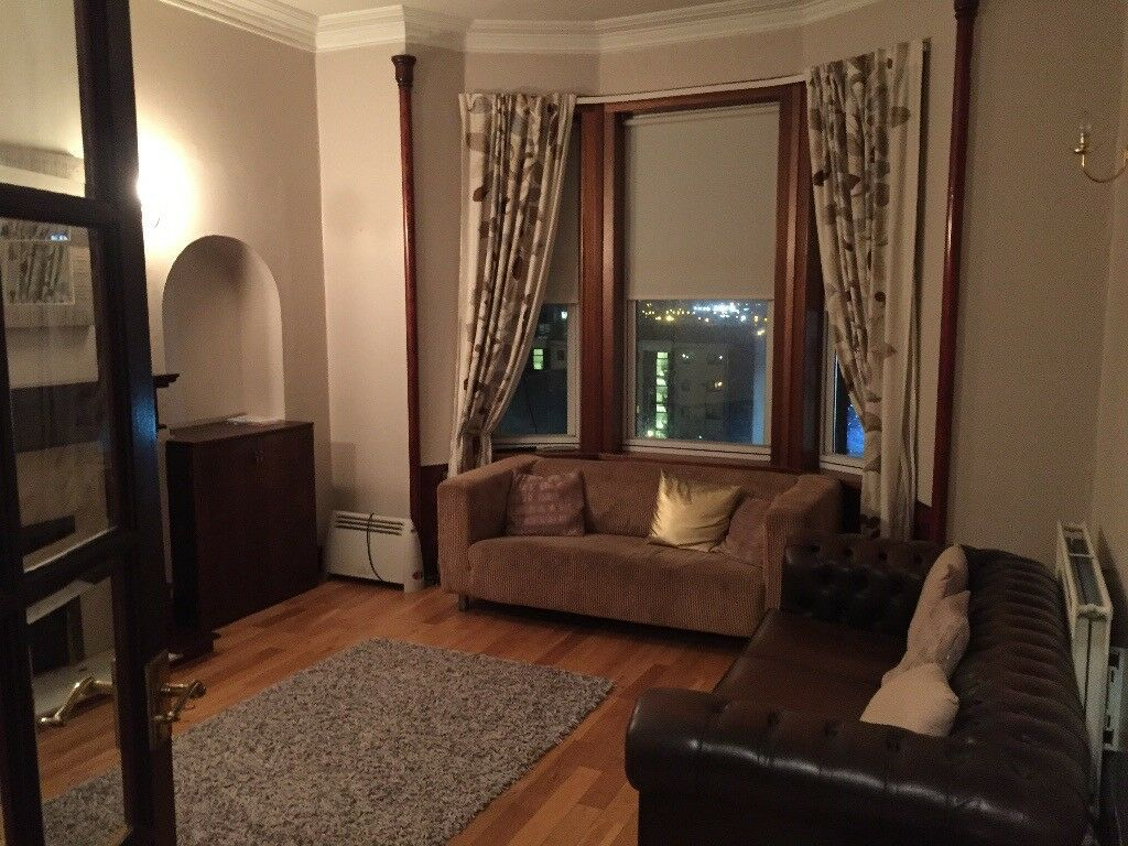 Fully furnished one double bedroom flat for swap for Spanish property, cash either way?