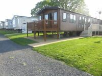 stunning quite new deluxe lodge2 bedroom holiday home