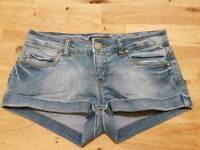 Only denim shorst