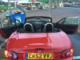 2002 MX5 Arizona only 80 ever made