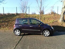 RENAULT MODUS 1.5 DIESEL 2005/55 £30 ROAD TAX A YEAR! 70 MPG! DRIVES FANTASTIC! CHEAP BARGAIN CAR!!