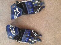 Alpinestar gloves XL