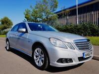 Mercedes-Benz E Class E220 CDI BlueEFFICIENCY SE 4dr *Full Service History*