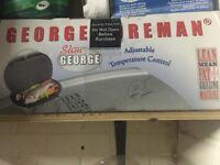Slim George foreman