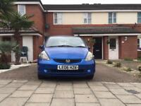 HONDA JAZZ 2006 MANUAL 1.3 PETROL MILEAGE 81K