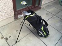Dunlop 65I Junior Kids Golf Clubs Set. Very Good Condition. Age 5-9 Children