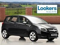 Vauxhall Meriva EXCLUSIV AC (black) 2015-12-09