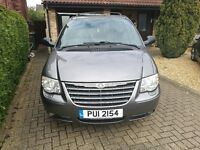 Chrysler Grand Voyager 7 seater 2.8 diesel auto.Stow&Go.May P/X
