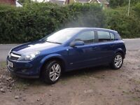 Vauxhall Astra 1.6 SXi 57 Plate