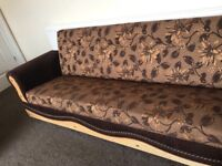 Excellent condition 2 in 1 sofa bed