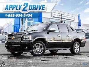 2012 Chevrolet Avalanche 1500 LTZ Loaded