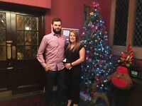 Professional couple seeking 2/3 bedroom house to rent