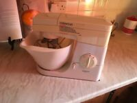 Kenwood Chef Mixer with cover