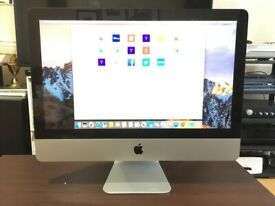 Excellent condition iMac 21.5 inch (Model A1311) 2.5QC/2x2GB/500GB