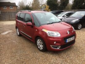 2010 (10) Citroen c3 Picasso diesel 1 Owner from new