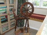 Haldane Spinning Wheel