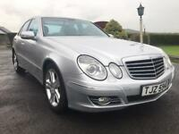 2007 Mercedes E280 CDI Avantgarde Auto / low miles / trade in accepted / finance available
