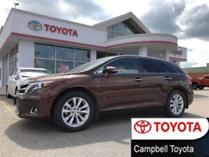 2015 Toyota Venza LIMITED--NAV--PANORAMIC ROOF--LEATHER--JBL SOU