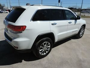 2016 Jeep Grand Cherokee 4x4 Limited $306.94 Bi-Weekly For 72 Mo
