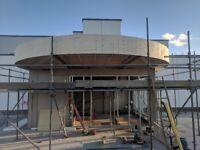 Carpenter joiner loft conversion roof wood