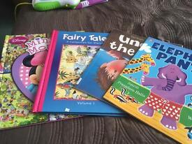 Children's reading books brand new!!