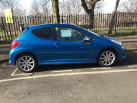 Peugeot 3 door GTI 2008 full mot 79 k other cars in stock to from vans to little cars press see all