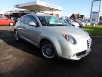 Alfa Romeo Mito TWINAIR SPRINT (silver) 2014
