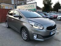 KIA Carens 1.7 CRDi 3 5dr (ISG)£8,995 p/x welcome FREE WARRANTY. NEW MOT