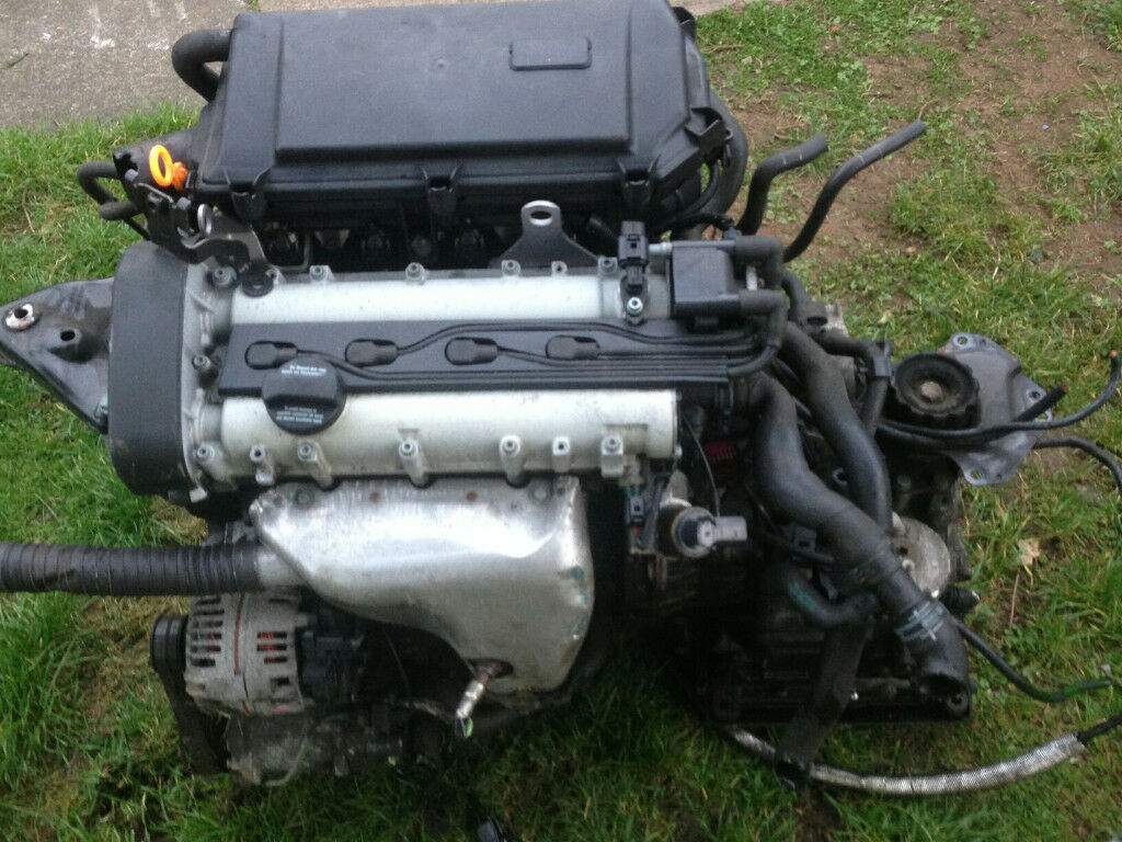 Engine with gear box from VW lupo 1.4 automat 68,000 miles