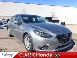 2015 Mazda MAZDA3 GX | AUTO | BLUETOOTH | PUSH START | A/C |