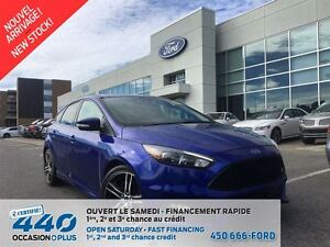 2015 Ford Focus | CUIR, TOIT OUVRANT, NAVIGATION