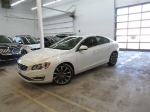 2015 Volvo S60 T5 Premier Plus AWD+ GPS+ CAMERA+ SPORTS PACK