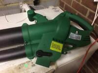 Leaf blower 102 db