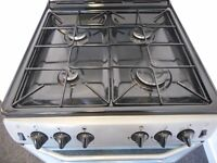 BELLING DOUBLE ALL GAS COOKER**BLACK / GRAPHITE**