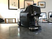 AEG Lavazza Modo Espresso Coffee Machine - Black