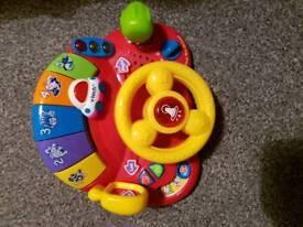 Vtech wheel