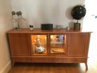 Dining Furniture Set inc sideboard and cabinet