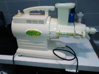 Greenlife Juice Extractor Model SMS20001 Twin Gear Juicer