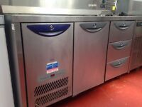 williams under counter fridge commercial excellent condition