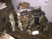 Perkins 1104 t engine