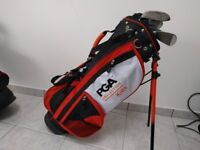 PGA Collection Kids EZ Golf Clubs approx. 6 to 10 year old